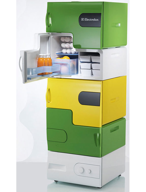 Flatshare Fridge
