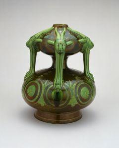 Grotesque Vase