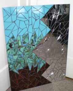 Shelly Bird Mosaic