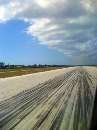 Grand Cayman Runway