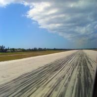 Grand Cayman Runway