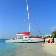 Red Sail Sports Boat
